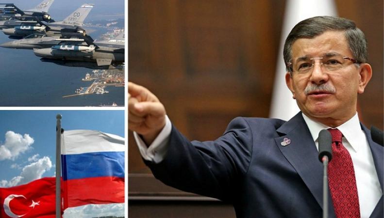Давутоглу нашёл причину разногласий между Турцией и Россией