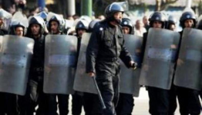 Центр Стамбула охраняют 25 тысяч турецких полицейских