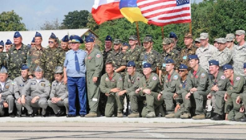 """МИД РФ: учения НАТО на Украине могут иметь """"взрывоопасные последствия"""""""
