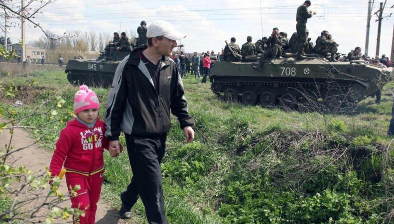 Украина обратилась в ЕСПЧ, чтобы повлиять на Россию и вернуть вывезенных детей