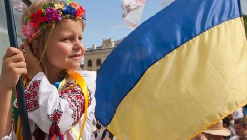 День Независимости Украины проходит в нерадостном настроении