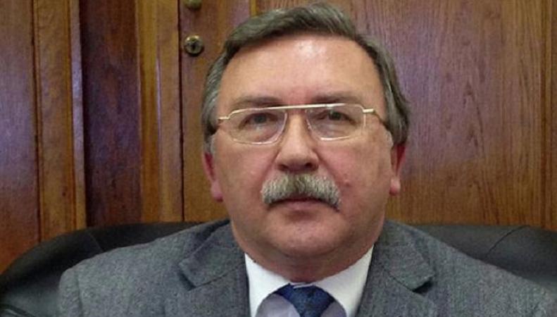 Директор департамента МИД РФ Михаил Ульянов
