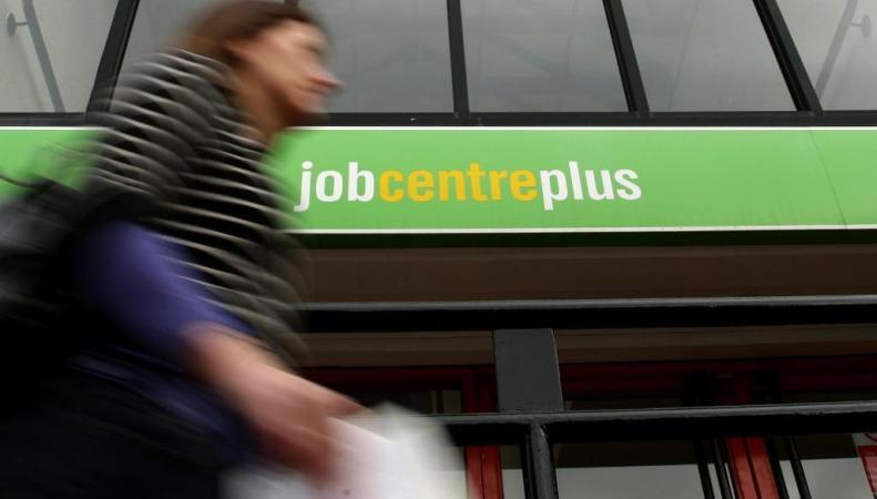 Биржа труда в Великобритании