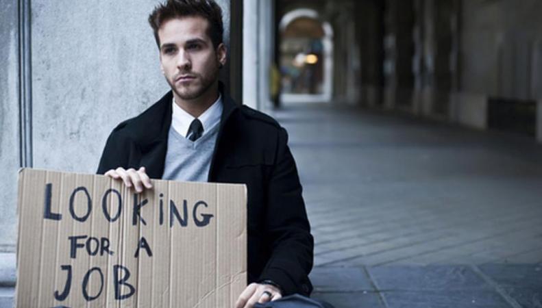 Безработица среди молодежи
