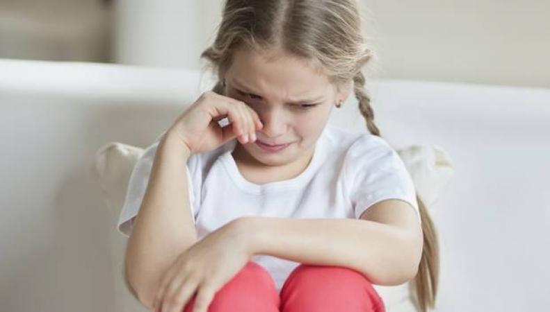 несчастный ребенок