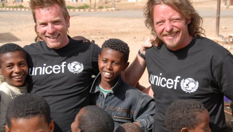 благотворительная акция ЮНИСЕФ