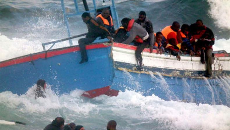 Британия отказалась сотрудничать с Евросоюзом для спасения тонущих мигрантов