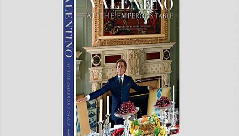 В Лондоне прошла презентация кулинарной книги от Валентино