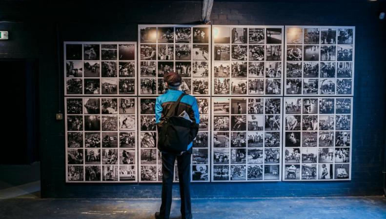 Фотовыставка «1000 и 1 день в Лондоне»