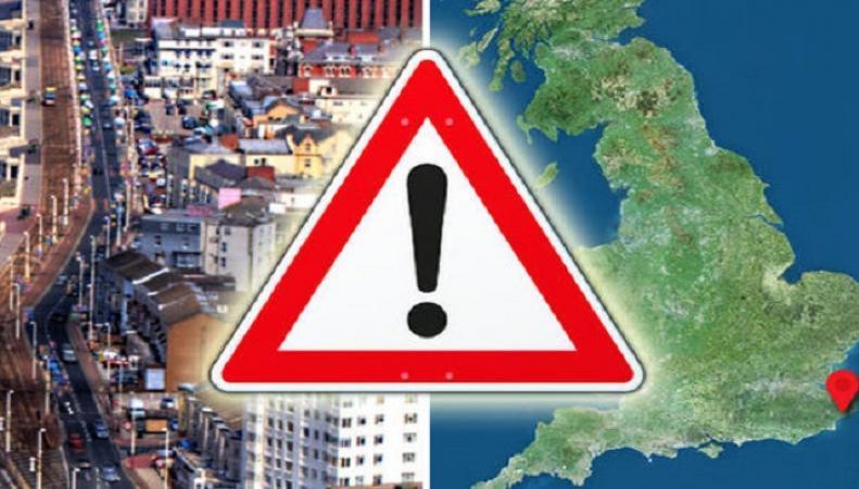 Назван худший город для жизни в Великобритании