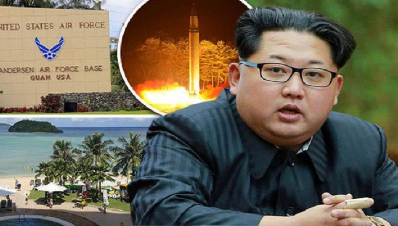 США попросили Великобританию помочь в поиске военных объектов КНДР