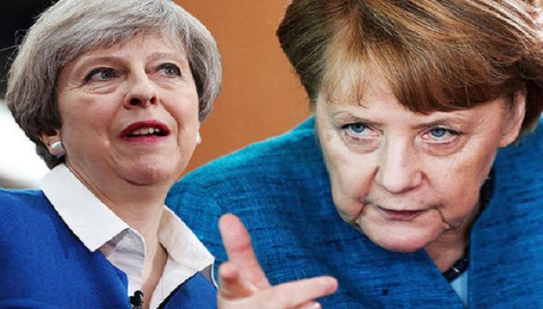 Меркель-Мэй