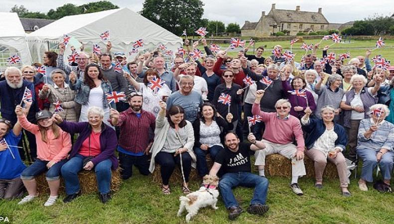 Жители типичной английской деревни были удивлены результатами ДНК-теста