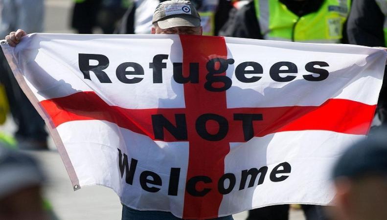 В Великобритании резко выросло число преступлений на почве ненависти