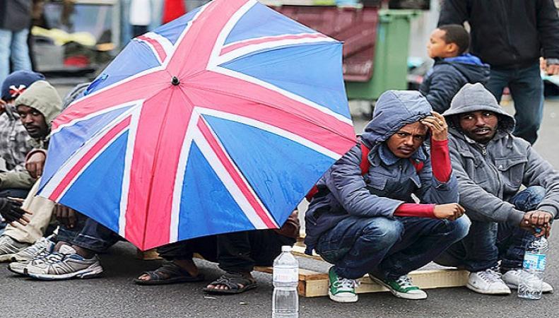 В ООН призвали Британию удвоить количество принимаемых беженцев