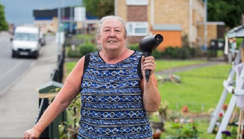 британская пенсионерка