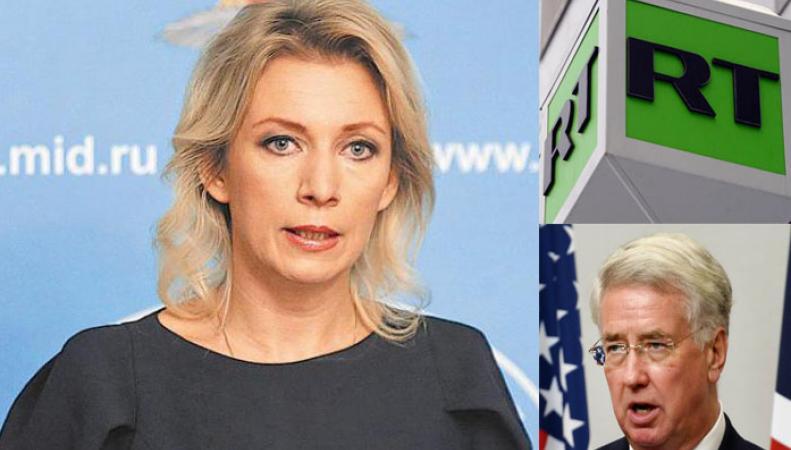 РФ ожидает отReuters объяснений пассажа оцензуре иугрозе насилием