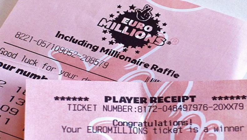В Британии ищут победителя лотереи, выигравшего более 50 миллионов фунтов