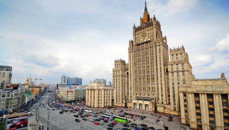 МИД РФ ответил на очередные санкции Вашингтона