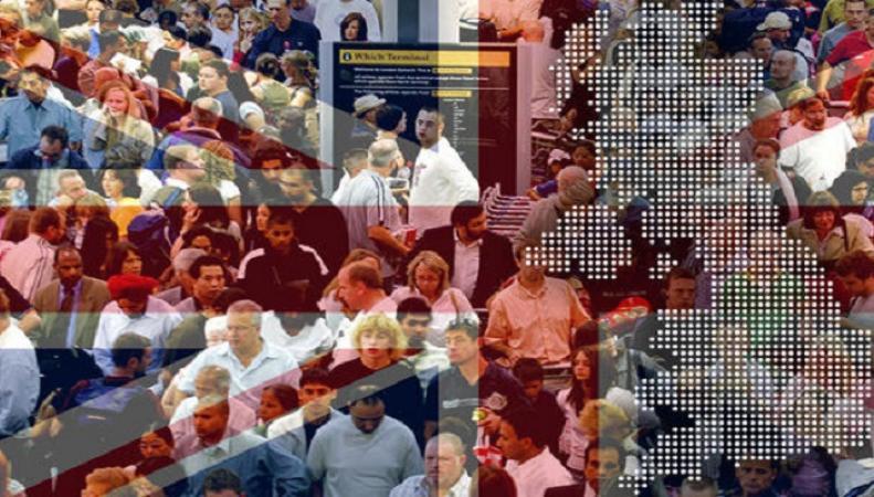 Великобритания может стать самой густонаселенной страной в Европе к середине века