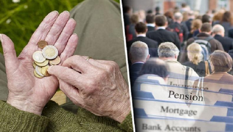 Миллионы британцев столкнутся с кризисом при выходе на пенсию