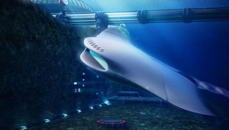 Британские инженеры показали проекты подводных лодок будущего