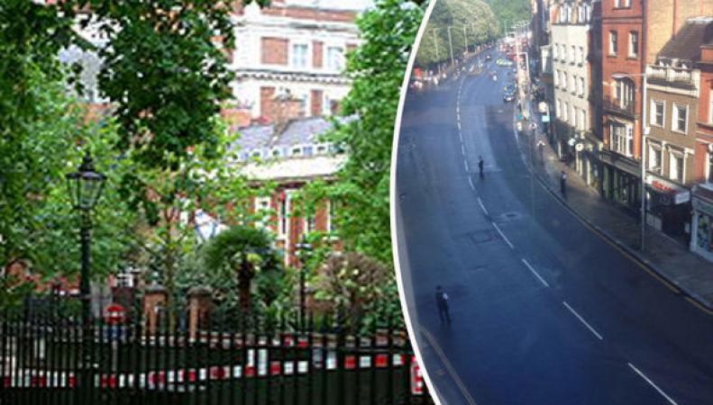 посольство Израиля в Лондоне