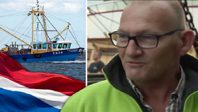 Нидерланды просят доступа в промысловые воды Великобритании