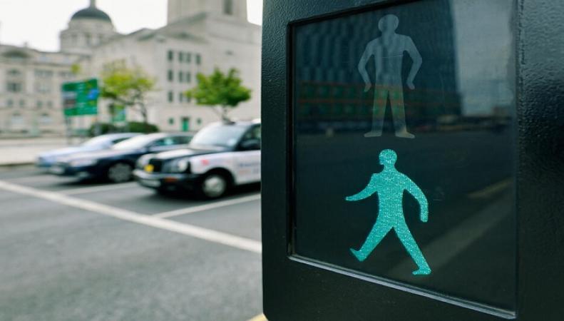 Эксперты призвали увеличить время действия зеленого сигнала светофора