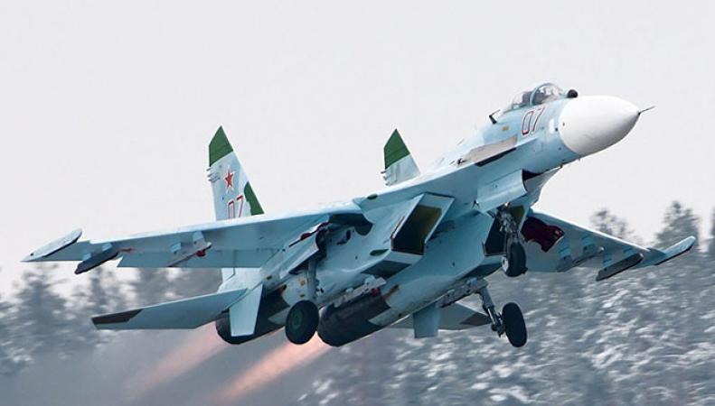 Эффектные фото российского перехвата над Балтикой продемонстрировало Министерство обороны США
