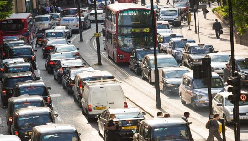 Для решения проблемы пробок в Лондоне предложили новую ценовую политику