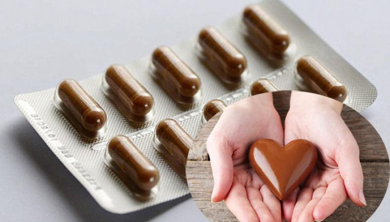 В Великобритании появились в продаже шоколадные таблетки