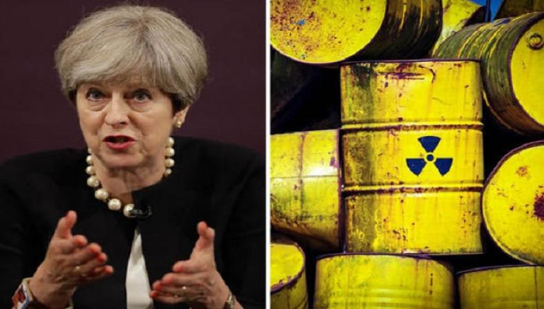 Великобритания предупредила ЕС о возможности возвращения ядерных отходов
