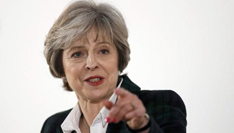 Тереза Мэй намерена потребовать от ЕС вернуть 11 миллиардов долларов