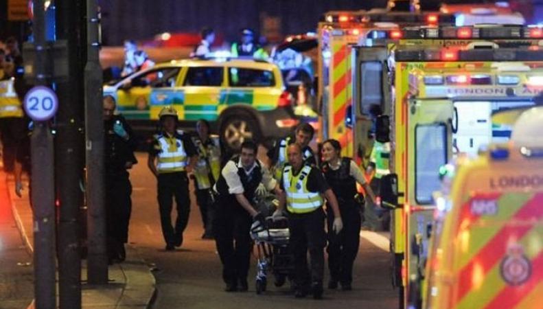 Российский врач оказался свидетелем теракта в Лондоне