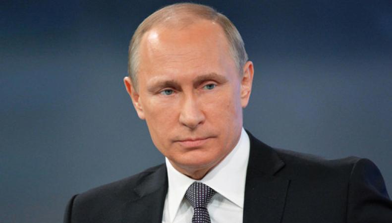 Путин емко и коротко ответил на вопрос журналиста