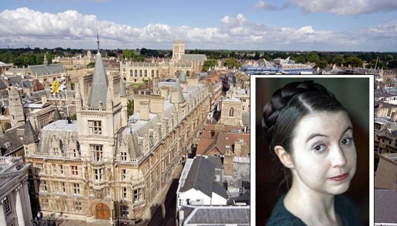 Академик Кембриджа обнажилась перед коллегами в знак протеста против Brexit