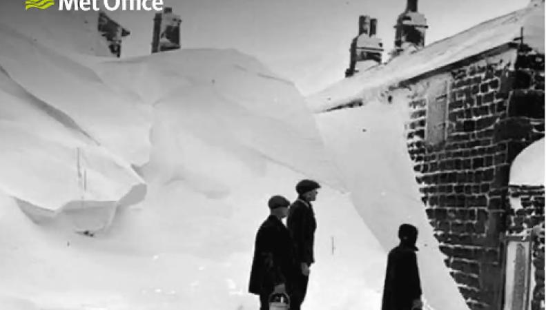 Синоптики напомнили о юбилее самого холодного дня в истории Великобритании фото:twitter.com