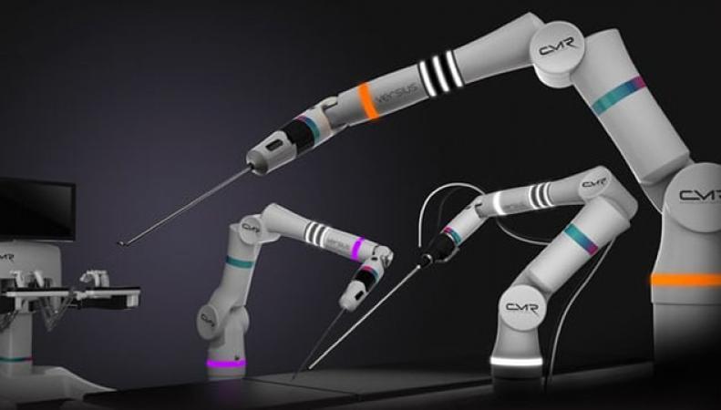 В Британии создали самый маленький в мире хирургический робот