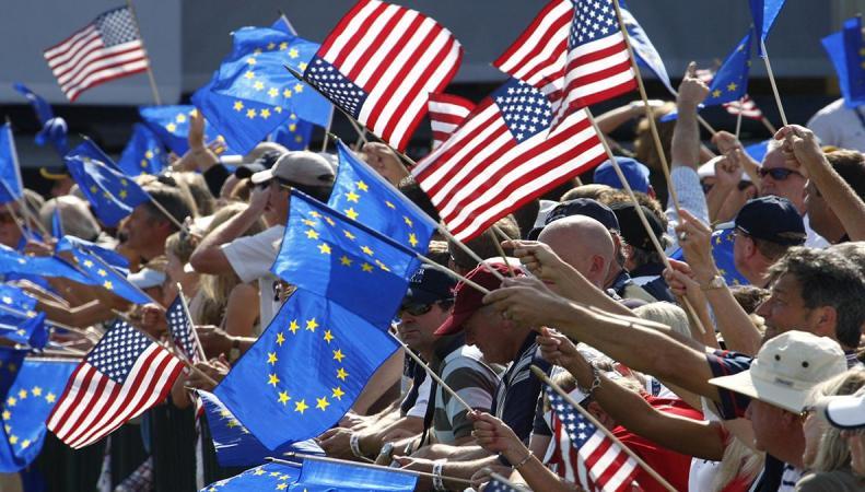 Европейский союз всегда был пректом ЦРУ