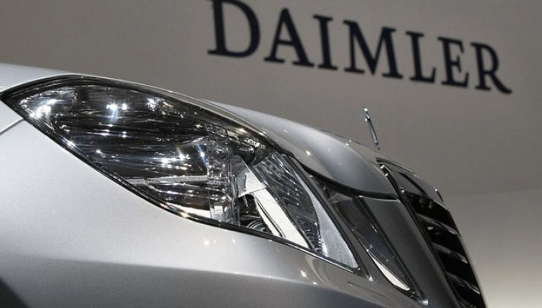 Глобальный отзыв автомобилей Mercedes в Великобритании