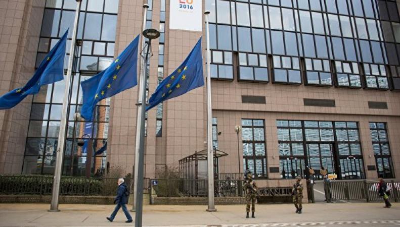 ЕС Снимает санкции