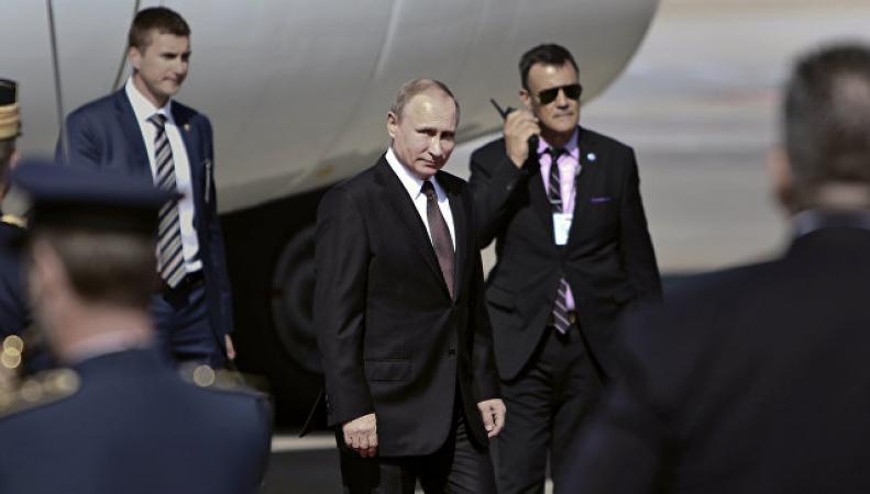 Владимир Путин  заявил о системах ПРО в Румынии
