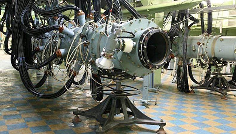 В России запустят самую мощную лазерную установку в мире