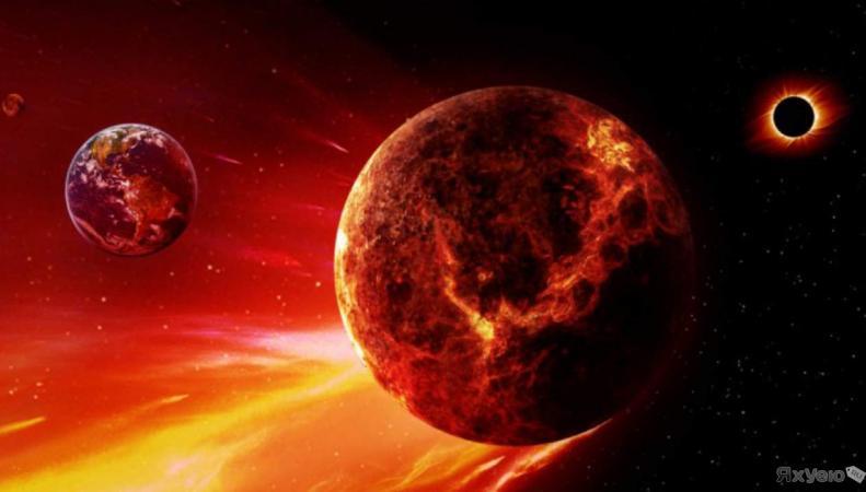 Солнце прервет существование человечества