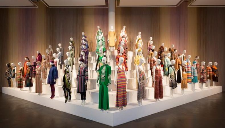 В Лондоне откроется ретроспектива работ модного дома Missoni фото:theguardian.com