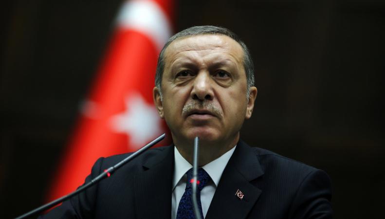 Эрдоган раскритиковал НАТО в Чёрном море