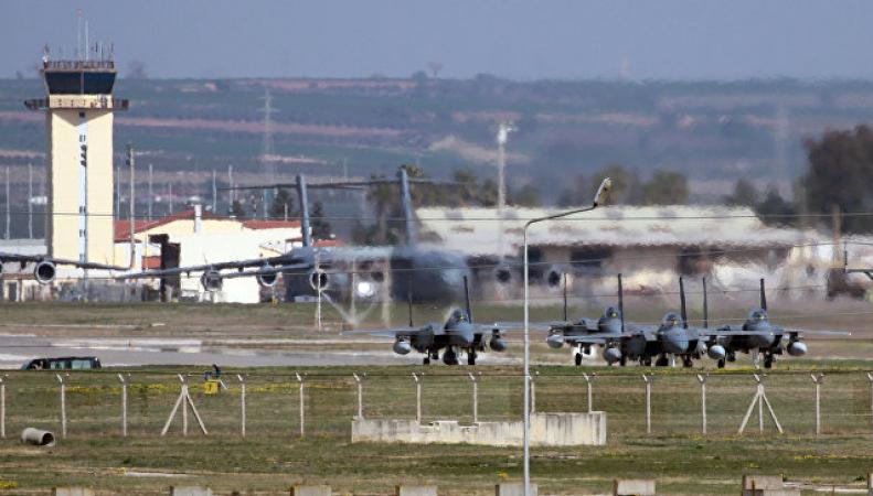 авиабаза Ирджилик может быть предоставлена России