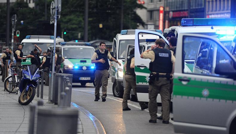Стрельба в Мюнхене: хроника событий в фото и видеоматериалах