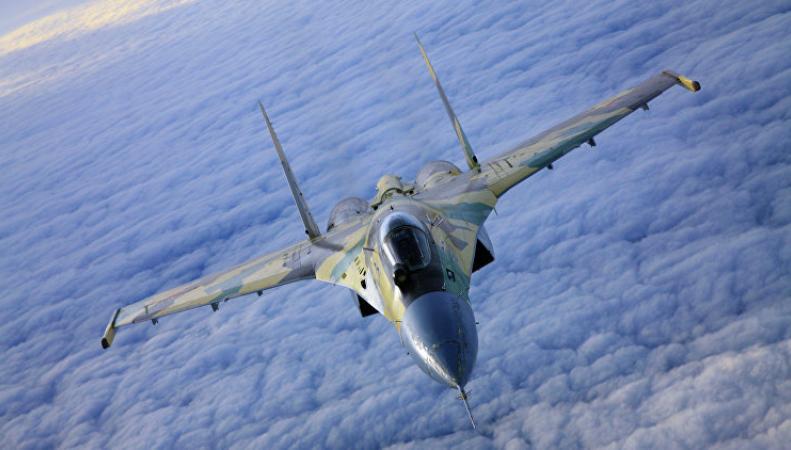 Опасное сближение американского и российского самолетов в Сирии